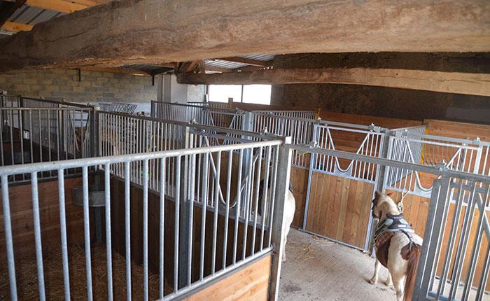Pension pour chevaux à Arconcey